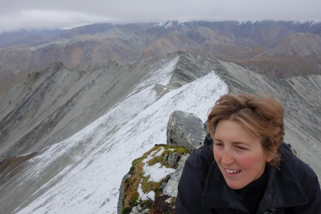 Sommet du Mont Eielson - Denali, Alaska