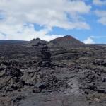 Sur le chemin, Mauna Loa - Hawaii