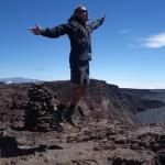 Sommet 4170m, Mauna Loa - Hawaii
