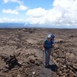 Encore des cailloux, Mauna Loa - Hawaii