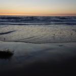Couché de soleil - Marina Dunes