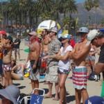 Tournoi de Beach Volley - Santa Barbara