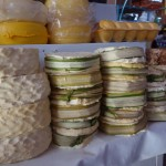 Fromage du marché - Arequipa