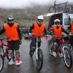 Descente en vélo - Ollantaytambo