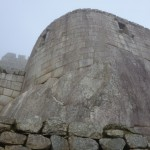 Temple du Soleil -  Machu Picchu
