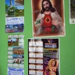 Jésus et la tentation - Pérou