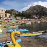 Lac titicaca - Copacabana