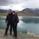 Randonnée vers le Pico Austria - Tuni