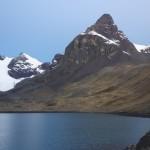 Pequeño Alpamayo - Laguna Chiar Khota
