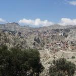 Vallée de la Lune - La Paz