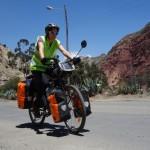 Premiers tours de roues - Vallée de la Lune