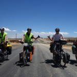 Enorme piste cyclable - Bolivie