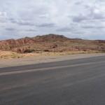 En route vers le Sajama - Bolivie