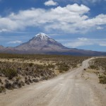 Parque Nacional Sajama - Bolivie