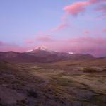 Volcan Guallatiri - Chili