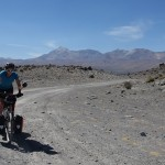 Vers le Salar de Coipasa - Bolivie