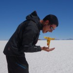 Canard confit - Salar de Uyuni