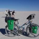 Passagers clandestins - Salar de Uyuni