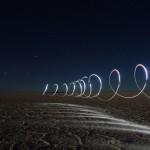 Effet lumineux - Salar de Uyuni