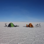 Campement - Salar de Uyuni