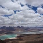 Dans les nuages - Sommet du Licancabur