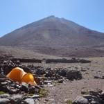 Ruines Incas (4700m) - Licancabur