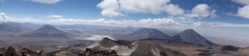 Panorama – Sairecabur (5971 m)