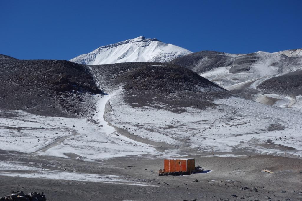 Refuge Universidad de Atacama - Ojos del Salado