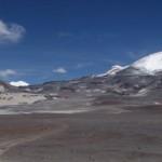 Cerro el Muerto & Ojos del Salado