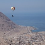 Vol au dessus d'Iquique