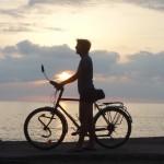 Ballade à vélo - Iquique