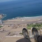 Vol au dessus du Fly Park - Iquique