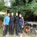 Géraldine & Ismael, Cancura