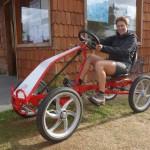 Mon nouveau vélo, Frutillar