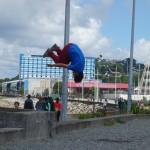 Parkour, Puerto Montt