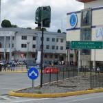 Depart de la Carretera, Puerto Montt
