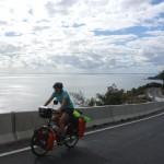 Asphalte au debut, Carretera Austral