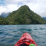 Fjord en vue
