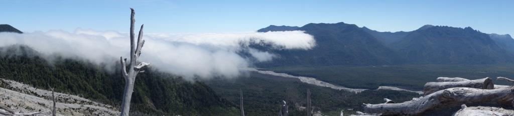 Volcan Chaitén, Carretera Austral