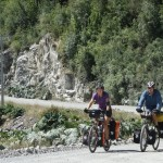 On the road, Carretera Austral