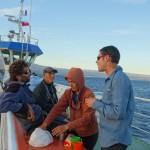 Ferry, Puerto Ingeniero Ibanez