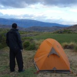 Campement après Chili Chico