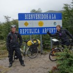 Passage de frontière, Argentine