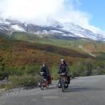 Arrivée vers El Chaltén