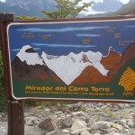 Mirador del Cerro Torre, El Chaltén