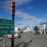Arrivée à Ushuaia