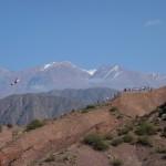Tyrolienne, Mendoza