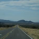 Route vers Villa Union