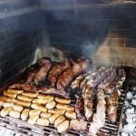 BBQ au ranch Sayta, Salta
