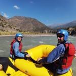 Rafting, Mendoza